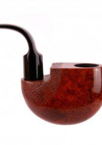 Tobakkspipe Lommepipe U.S. Pocket No172 Briar