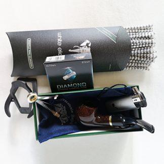 Tobakkspipe Maestro pipepakke