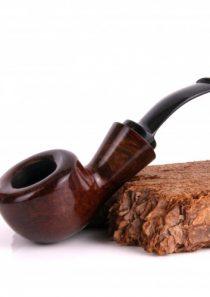 Tobakkspipe Lacosta #83 Briar