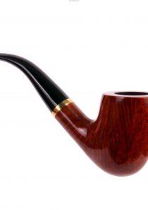 Tobakkspipe Stewart – krokpipe Briar